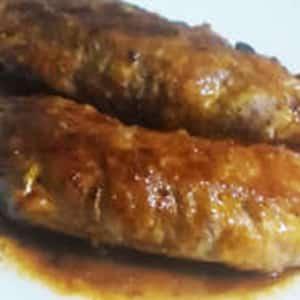 Solomillo de Cerdo ibérico en Salsa de Mostaza y Miel
