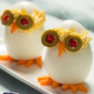 Búhos de Huevo