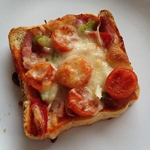Pizzas con Pan de Molde