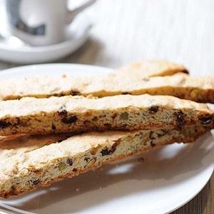 Biscotti de Arándano y Pistache