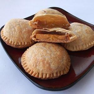 Mini Tartaletas de Kaki