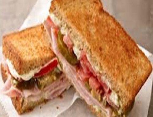 Sándwich de Jamón Especial