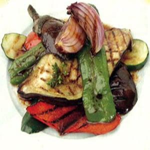 Parrillada de Verduras a la Italiana
