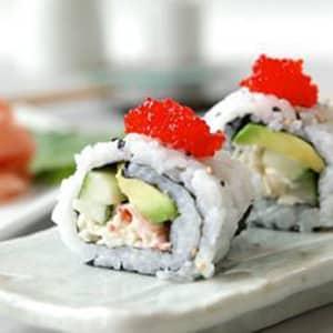 Sushi Rollo California