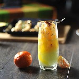 Frappé de Pepino con Mandarina
