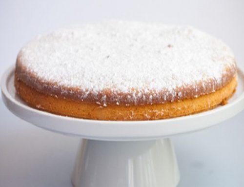 Torta de Yogurt y Limón