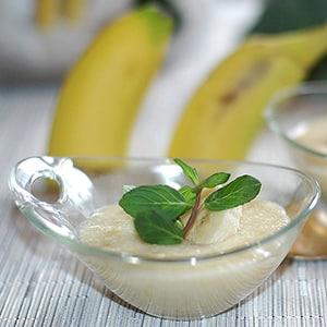 Mousse de Plátano