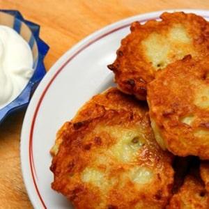 Panquecas de Patata