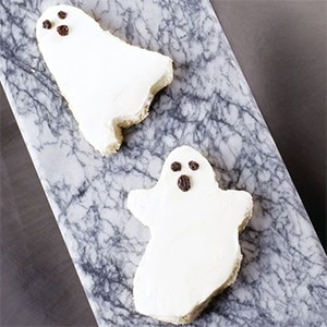 Fantasmitas de Pan Tostado