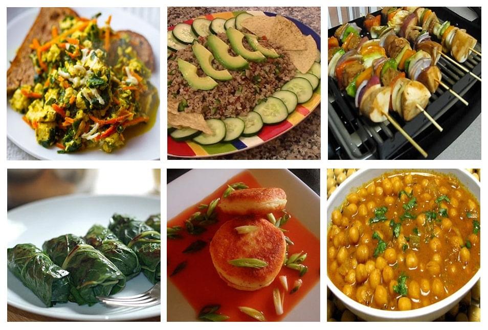 Recetas de cocina ricas recetas sencillas y rapidas for Comidas sencillas y ricas